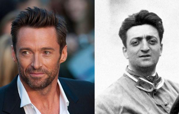 Actorul Hugh Jackman a fost ales pentru a juca rolul celebrului Enzo Ferrari într-un film biografic - Poza 1