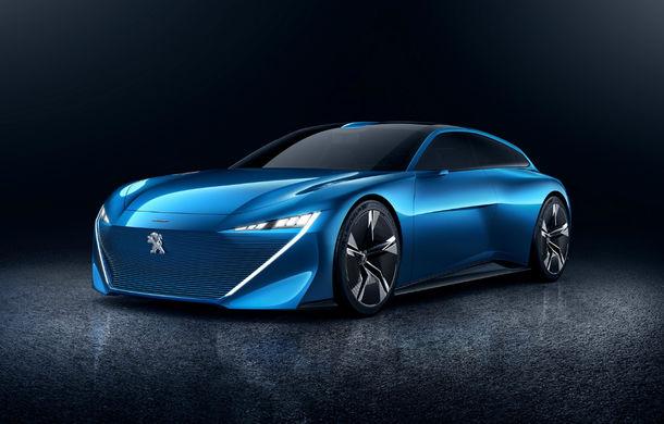 Mai agresiv ca niciodată: noul Peugeot 508 va prelua elemente de design de la conceptul Instinct - Poza 1