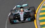 Hamilton, pole position în Australia! Vettel îl învinge pe Bottas în lupta pentru locul doi