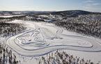 """Lecție de supraviețuire: am vizitat """"Iadul Alb"""", centrul de testare al anvelopelor de iarnă Nokian"""