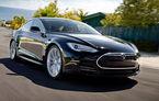 Ultimul update software de la Tesla îmbunătăţeşte funcţia Autopilot: maşina poate menţine singură banda de mers până la 130 km/h