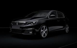 Primele imagini cu Peugeot 308 facelift au apărut pe internet: schimbări subtile la grilă și blocurile optice