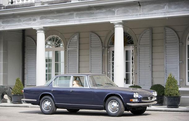 Comoara din castelul elvețian: o duzină de mașini clasice care se vor vinde pentru câteva milioane de euro - Poza 13