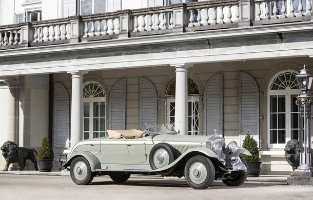 Comoara din castelul elvețian: o duzină de mașini clasice care se vor vinde pentru câteva milioane de euro - Poza 17