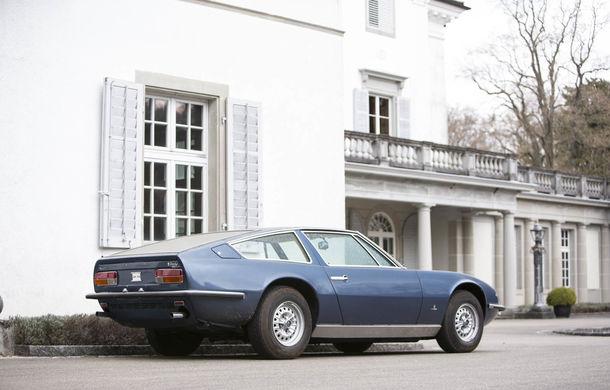 Comoara din castelul elvețian: o duzină de mașini clasice care se vor vinde pentru câteva milioane de euro - Poza 12
