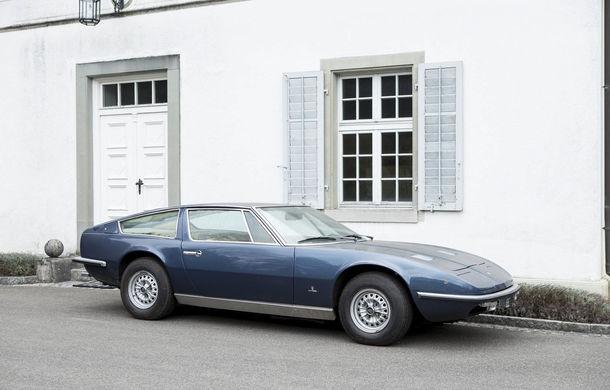 Comoara din castelul elvețian: o duzină de mașini clasice care se vor vinde pentru câteva milioane de euro - Poza 11