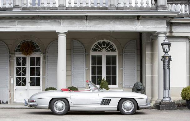 Comoara din castelul elvețian: o duzină de mașini clasice care se vor vinde pentru câteva milioane de euro - Poza 16