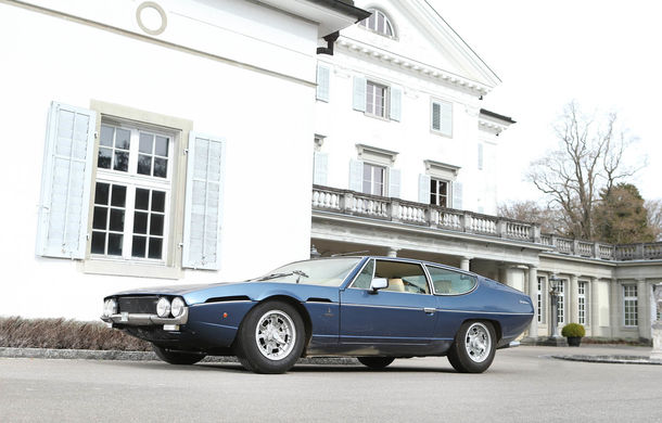 Comoara din castelul elvețian: o duzină de mașini clasice care se vor vinde pentru câteva milioane de euro - Poza 10