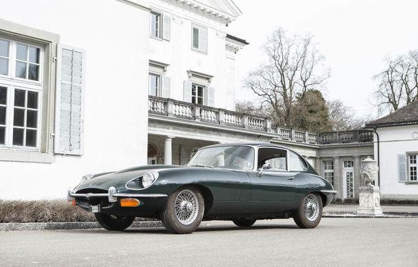 Comoara din castelul elvețian: o duzină de mașini clasice care se vor vinde pentru câteva milioane de euro - Poza 6