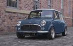 Prima generație Mini renaște sub numele Remastered: este construită manual și costă 60.000 de euro