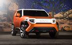 Vi-l mai amintiți pe Toyota FJ Cruiser? Japonezii vor să-l readucă la viață cu prototipul unui crossover de oraș cu apetit pentru off-road