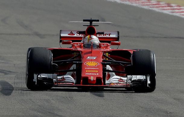 Vettel a câștigat cursa din Bahrain și a devenit liderul clasamentului! Hamilton și Bottas au completat podiumul - Poza 1