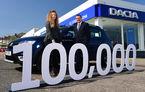 Dacia a ajuns la 100.000 de mașini vândute în Marea Britanie în 4 ani: marca se comercializează la fel de bine ca în România