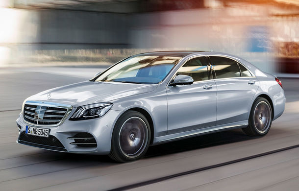 S-a întors liderul segmentului de lux: Mercedes Clasa S facelift a fost dezvăluit oficial - Poza 1