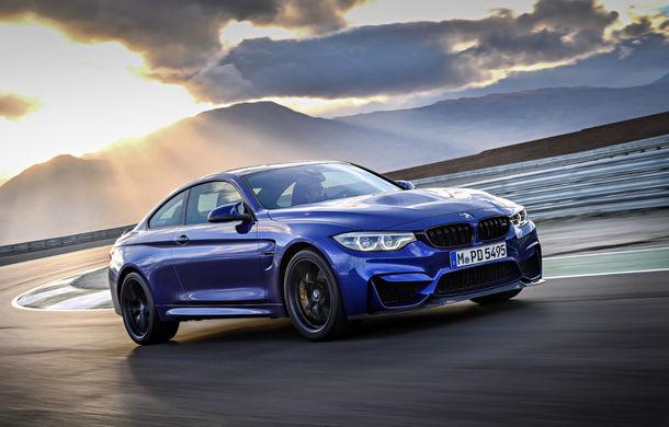 """BMW M4 CS: 460 CP pe """"veriga lipsă"""" dintre versiunea clasică M4 și varianta de performanță GTS - Poza 1"""