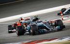 Bottas încheie testele din Bahrain pe primul loc. Numeroase defecțiuni tehnice pentru Ferrari