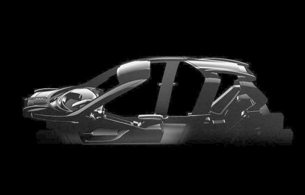 Ce se naște când amesteci designul chinezesc cu tehnologia suedeză: Qoros K-EV este un concept cu uși care se deschid ciudat, dar cu 870 de cai oferiți de Koenigsegg - Poza 8