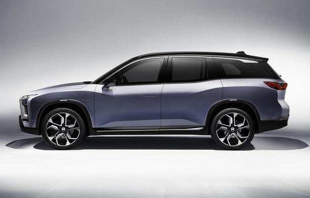"""Nio ES8: SUV electric cu 7 locuri la care vei putea schimba bateria """"printr-o experiență mai plăcută decât un plin de benzină"""" - Poza 4"""