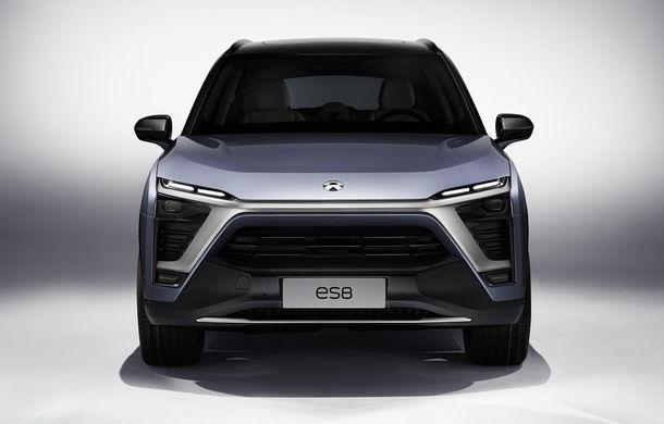 """Nio ES8: SUV electric cu 7 locuri la care vei putea schimba bateria """"printr-o experiență mai plăcută decât un plin de benzină"""" - Poza 2"""