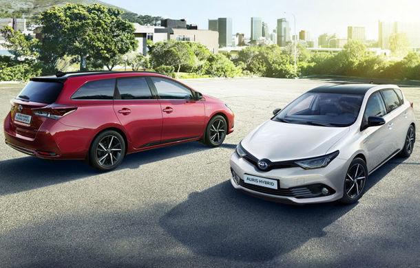 Toyota încearcă să reaprindă interesul publicului pentru Auris cu ediția specială Bi-tone - Poza 1