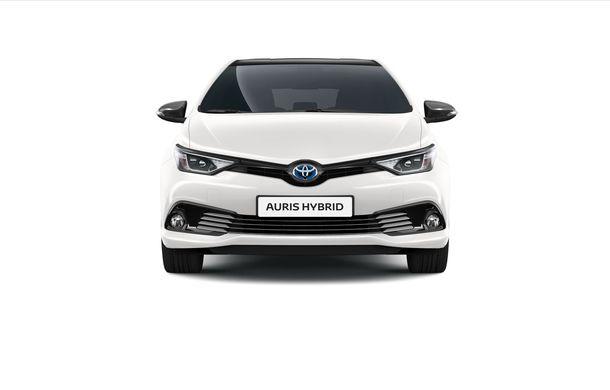 Toyota încearcă să reaprindă interesul publicului pentru Auris cu ediția specială Bi-tone - Poza 3