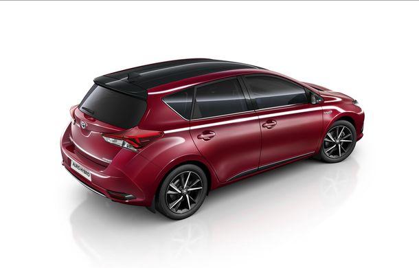 Toyota încearcă să reaprindă interesul publicului pentru Auris cu ediția specială Bi-tone - Poza 11