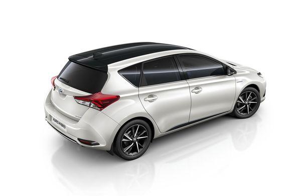 Toyota încearcă să reaprindă interesul publicului pentru Auris cu ediția specială Bi-tone - Poza 9