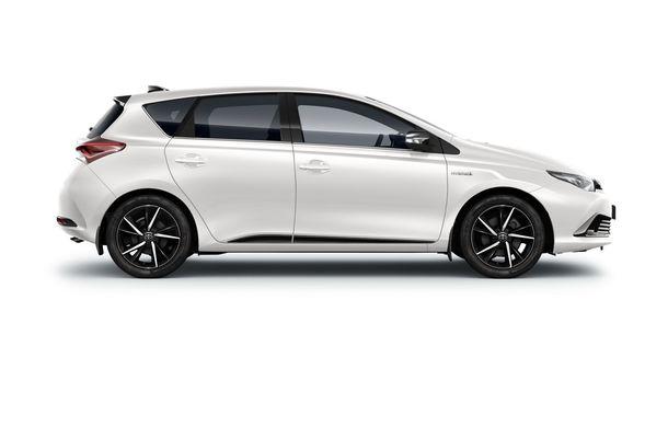 Toyota încearcă să reaprindă interesul publicului pentru Auris cu ediția specială Bi-tone - Poza 5
