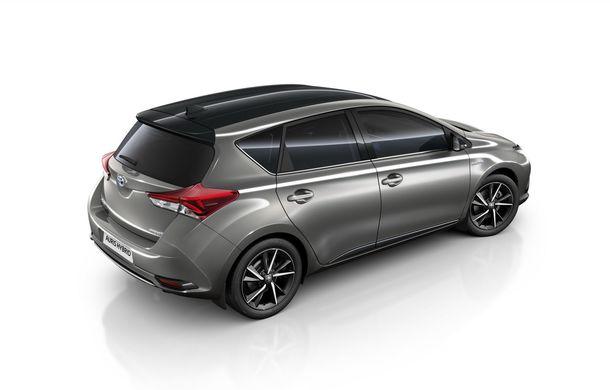 Toyota încearcă să reaprindă interesul publicului pentru Auris cu ediția specială Bi-tone - Poza 10