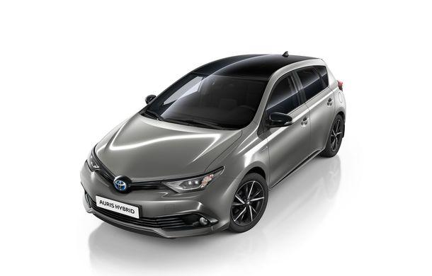 Toyota încearcă să reaprindă interesul publicului pentru Auris cu ediția specială Bi-tone - Poza 7