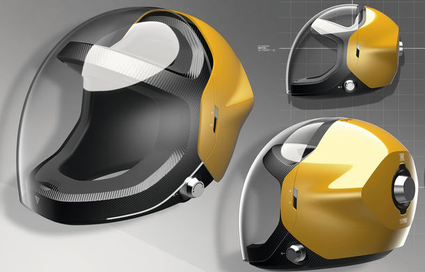 Formula 1 în 2027 în viziunea unui designer român de la Renault: monoposturi autonome cu propulsie electrică - Poza 11