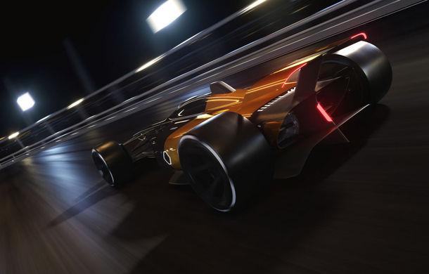Formula 1 în 2027 în viziunea unui designer român de la Renault: monoposturi autonome cu propulsie electrică - Poza 6