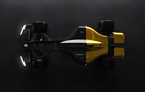 Formula 1 în 2027 în viziunea unui designer român de la Renault: monoposturi autonome cu propulsie electrică - Poza 4