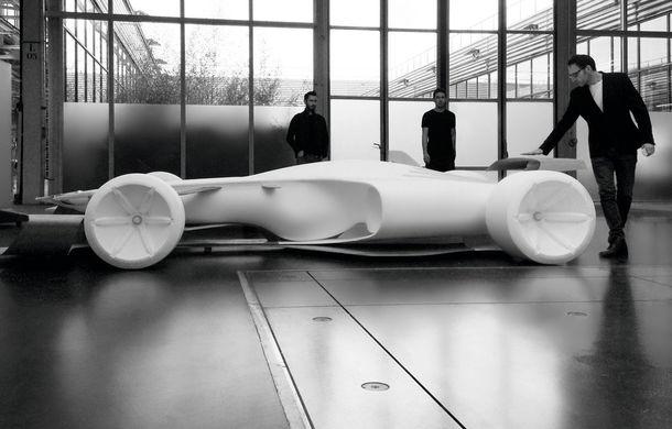 Formula 1 în 2027 în viziunea unui designer român de la Renault: monoposturi autonome cu propulsie electrică - Poza 9