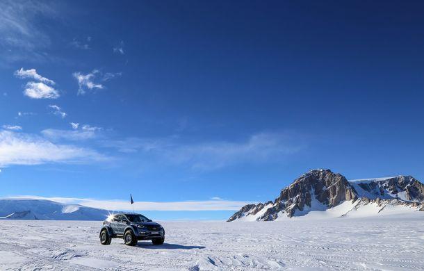 Un Hyundai Santa Fe și strănepotul exploratorului Ernest Shackelton au reușit să traverseze Antarctica - Poza 20