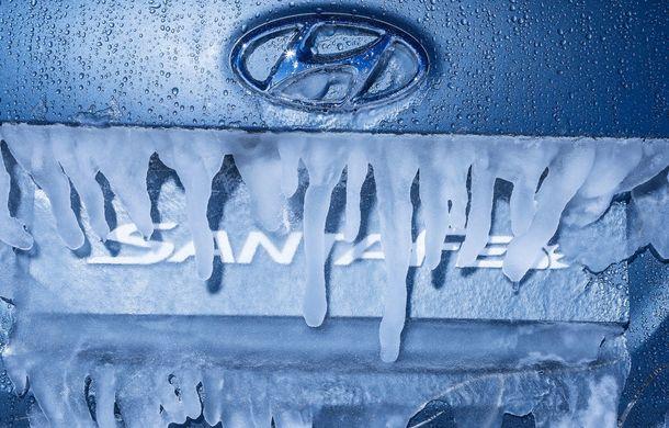 Un Hyundai Santa Fe și strănepotul exploratorului Ernest Shackelton au reușit să traverseze Antarctica - Poza 18