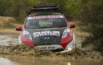 Anduranță de 16.000 de kilometri cu o mașină electrică: un Nissan Leaf va lua startul la Raliul Mongoliei