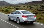 Ultimii vor fi cei dintâi: lansat după coupe și cabrio, BMW Seria 4 Gran Coupe a ajuns mai popular decât cele două modele la un loc