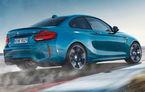 BMW M2 facelift: primele imagini cu compacta sportivă demonstrează că schimbările de design vor fi minime