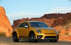 Curățenia de modele: Volkswagen Beetle și Scirocco ar putea fi eliminate din gamă