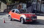 Hyundai Kona, surprins înainte de prezentarea oficială. Noul SUV mic al coreenilor vine cu un design exterior atipic