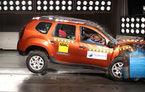 Cât de sigur e un Duster fără airbag-uri? Răspunsul vine din India: zero stele la testele de siguranță