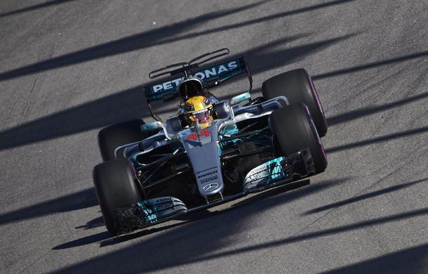 Antrenamente Spania: Mercedes domină autoritar, Red Bull s-a apropiat de Ferrari - Poza 1