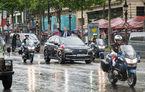 Debut prezidențial: Noul DS 7 Crossback, primul SUV al mărcii franceze, a fost vehiculul oficial al noului Președinte francez, Emmanuel Macron
