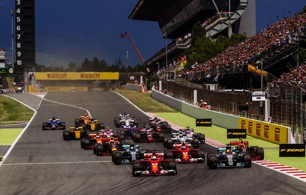 Formatul curselor de Formula 1 va rămâne neschimbat, dar calendarul ar putea fi stabilit pentru a nu se suprapune cu MotoGP - Poza 1
