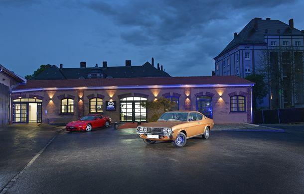 Primul muzeu Mazda din Europa s-a deschis în Germania: 45 de exponate fac deliciul publicului - Poza 1