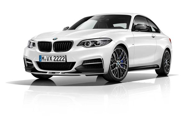 BMW M240i: acum și în varianta M Performance Edition - Poza 3