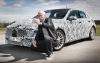 Donwnsizing-ul continuă: Mercedes pregătește motoare noi de 1.2 și 1.4 litri pentru Clasa A și alte modele compacte