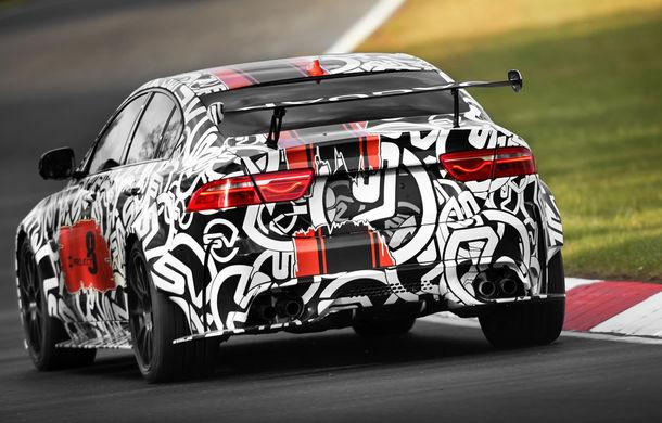 Jaguar XE SV Project 8 va fi cel mai puternic model al mărcii: va avea 600 de cai putere și va fi disponibil în numai 300 de unități - Poza 4