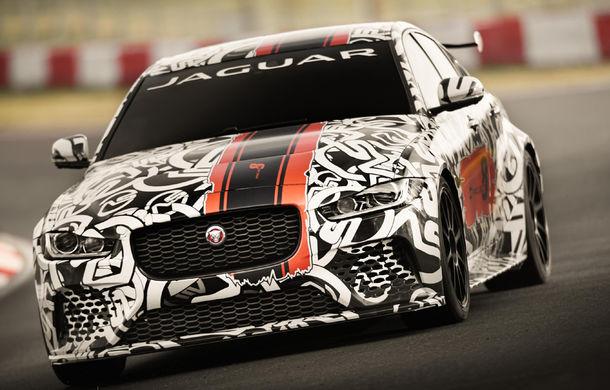 Jaguar XE SV Project 8 va fi cel mai puternic model al mărcii: va avea 600 de cai putere și va fi disponibil în numai 300 de unități - Poza 3